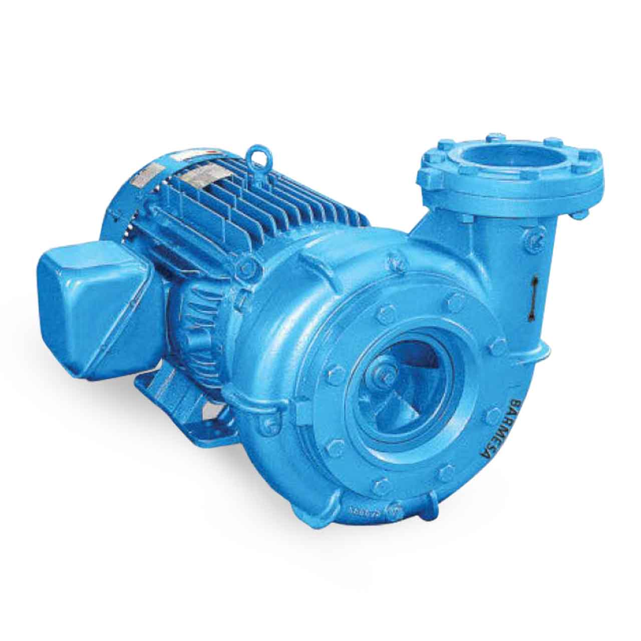 All End-Suction Centrifugal Pumps
