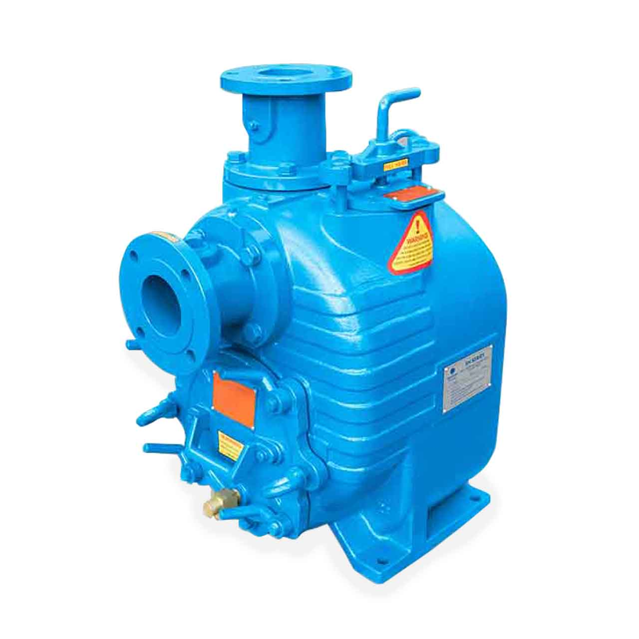 All Self-Priming Trash Pumps