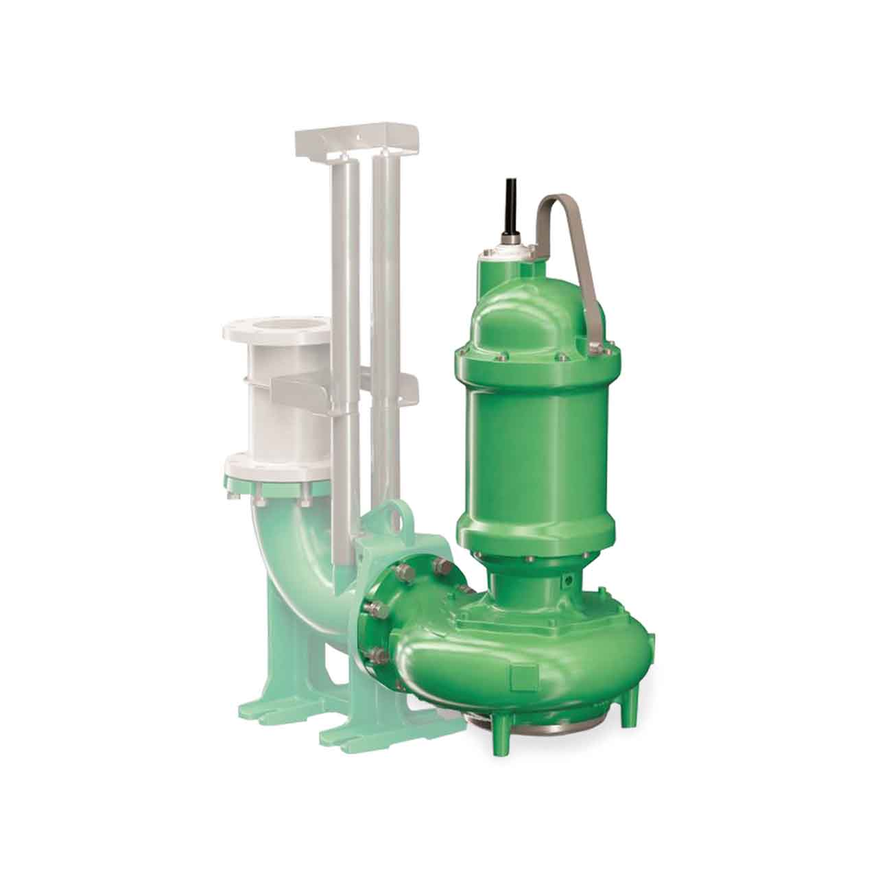 Demersible Chopper Pumps