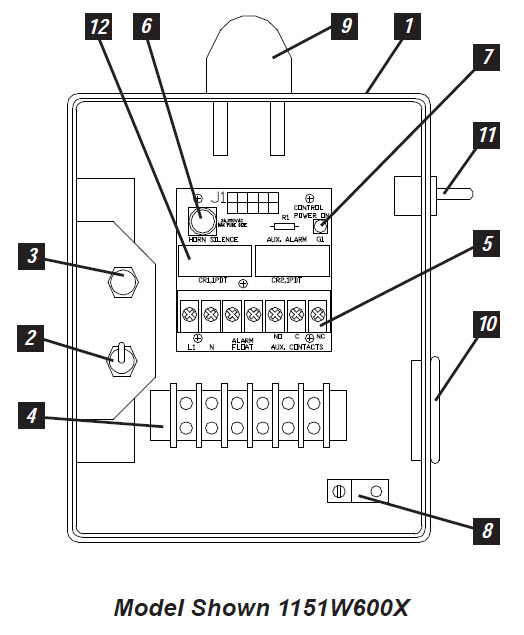 115descpritonimg sje rhombus sje rhombus model 115 simplex single phase switch simplex pull station wiring diagram at edmiracle.co