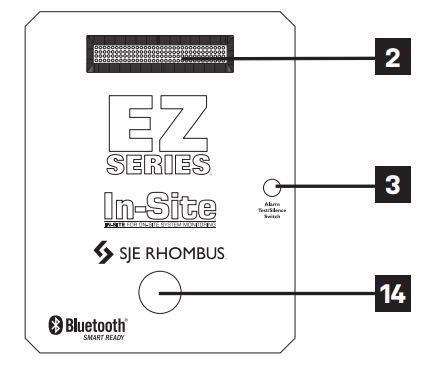 SJE-Rhombus EZIS Series Simplex Timed or Demand Dose Pump Control Panel