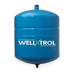 Amtrol WX-103 Well-X-Trol In-Line Well Water Tank 7.6 Gallons Well X Trol, Amtrol, pressure tank, well tank, bladder tank, pressure vessel, water system pressure tank