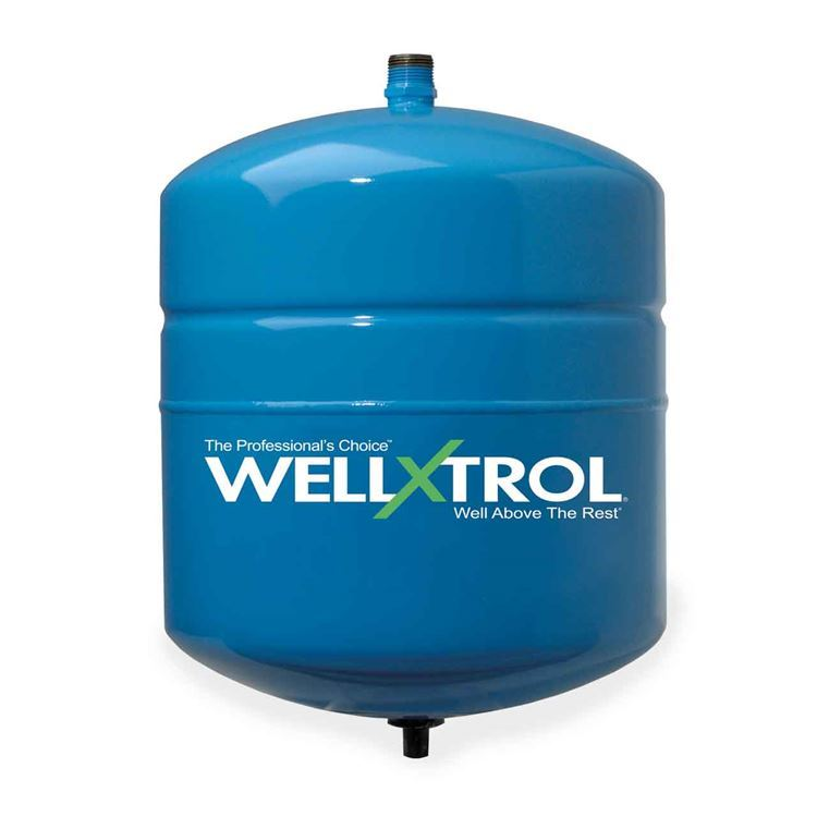 Amtrol WX-104 Well-X-Trol In-Line Well Water Tank 10.3 Gallons on