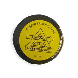 "Linerless Rubber Splicing Tape 3/4""x22 tape, electric tape, electrical tape, rubber tape"
