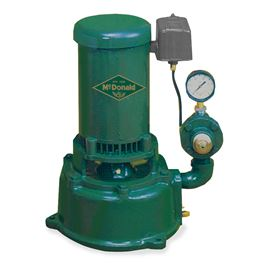 A.Y. McDonald 1010 Multi-Stage Vertical Jet Pump 1.0 HP 230/115V AYM1010, 6315-100, 1010, jet pumps, lake pumps, convertible well pumps, well pumps, shallow well pumps, end suction pumps