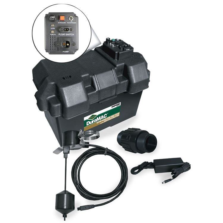 12v sump pump backup sump pump battery backup system. Black Bedroom Furniture Sets. Home Design Ideas