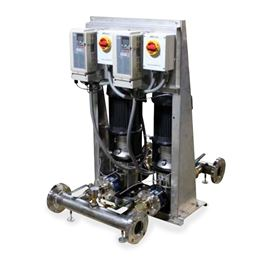 A.Y. McDonald 17056V240Y-1 DuraMAC Variable Speed Duplex Booster 5.0 HP 230V 17056V240Y-1 , DuraMAC 17056V240Y-1, variable speed booster pump, booster pump,water circulation, general purpose pumping