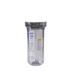 Pentek  153128 Replacement #10 Clear Sump for Standard Housings  Filters, filter housings, pentek housing
