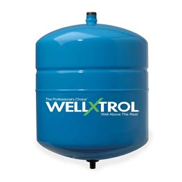 Amtrol WX-101 Well-X-Trol In-Line Well Water Tank 2 Gallons Well X Trol, Amtrol, pressure tank, well tank, bladder tank, water system pressure tank