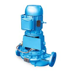 Barmesa 3X3X6 Split Coupled Vertical In-Line Pump 1.0 HP 3PH Barmesa 3X3X6, 60400173 Series, 60400173, Barmesa Pumps, Split Coupled Vertical In-Line Pumps