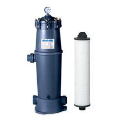 Big-Bubba BBH-150 Non-Metallic Filter Housing filter, filter housing, non-metallic housing
