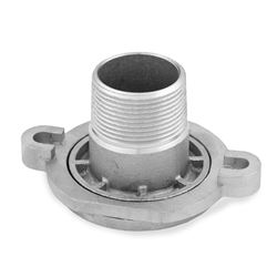 "Conery EZR-PAF-0125 1.25"" Pump Adapter Flange Conery EZR-PAF-0125, EZR-PAF-0125, lower guide rail plate, pump adapter flange"
