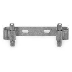 "Conery IGB-0100 SS Intermediate Guide Rail Bracket for 1.00"" Rail intermediate guide rail bracket, stainless steel guide rail bracket"