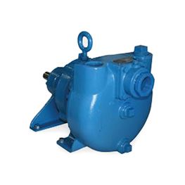 Crown TS7 Self-Priming Universal/Electric Driven Pump End Crown self priming pumps, self priming universal electric driven pump, crown self priming solids handling pump