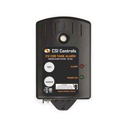 CSI Controls CS1200 Indoor High Water Alarm w/Float 115V Battery Backup CSI Controls CS1200 Indoor High Water Alarm  w/Floats 115V Battery Backup,