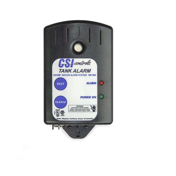 csi controls csi controls cs1200 aux indoor high water alarm aux contact float 115v battery. Black Bedroom Furniture Sets. Home Design Ideas