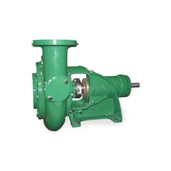 Deming 2x2x7-1/4x1-1/2 Dry Pit Solids Handling Horizontal Mounted Sewage Pump 1.0 HP 3PH deming dry pit solids handling pump, deming pump, 7171 series, 7172 series