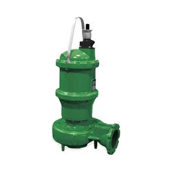 Deming 7365N-860-64-30N Demersible Non Clog Pump 40 HP 460V 3PH 8D Dual Vane deming submersible non clog, demersible non clog pump, 7365 series, 7365n series