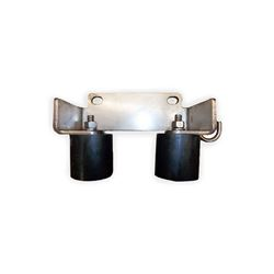"Flo Pro FPUB150 1.50"" SS Upper Guide Bracket upper guide bracket, stainless steel upper guide bracket"