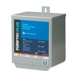 Franklin Electric 5800060100 Pumptec-Plus Motor Protection Device 230v 1 Phase 1/2-5 HP pump protection, motor protection, run dry protection, low water, deluxe, deluxe control box, Franklin deluxe, pump control box, control box, franklin electric, QD box, QD, well pump control, 3 wire box, 3 wire control box, well pump control box, well pump