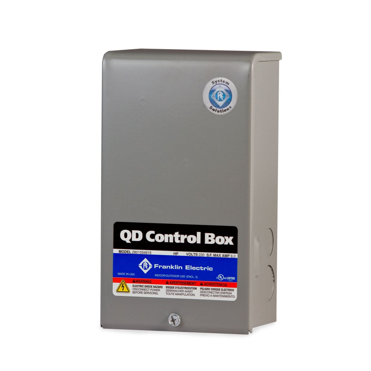 3 Wire Control Box Center Origami Shield Cartographer39s Franklin Electric 2801034915 Qd Submersible Rh Rcworst Com Pump