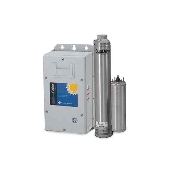 Franklin Electric Subdrive Solarpak 1 5 Hp Solar Pump Kit