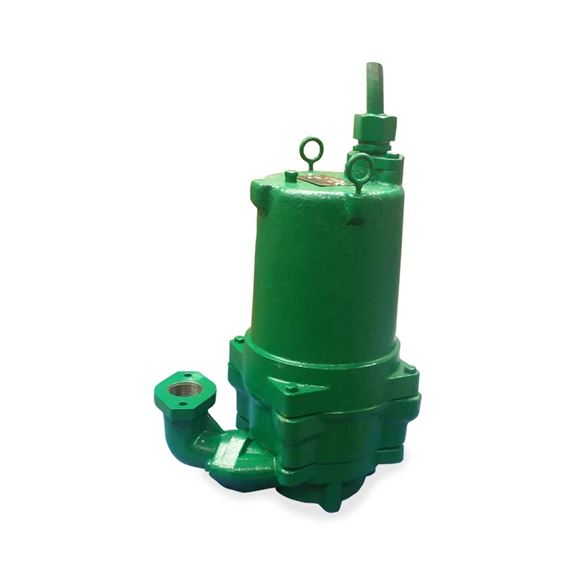 Hydromatic Hpg200 2 Hp Sewage Grinder Pump R C Worst