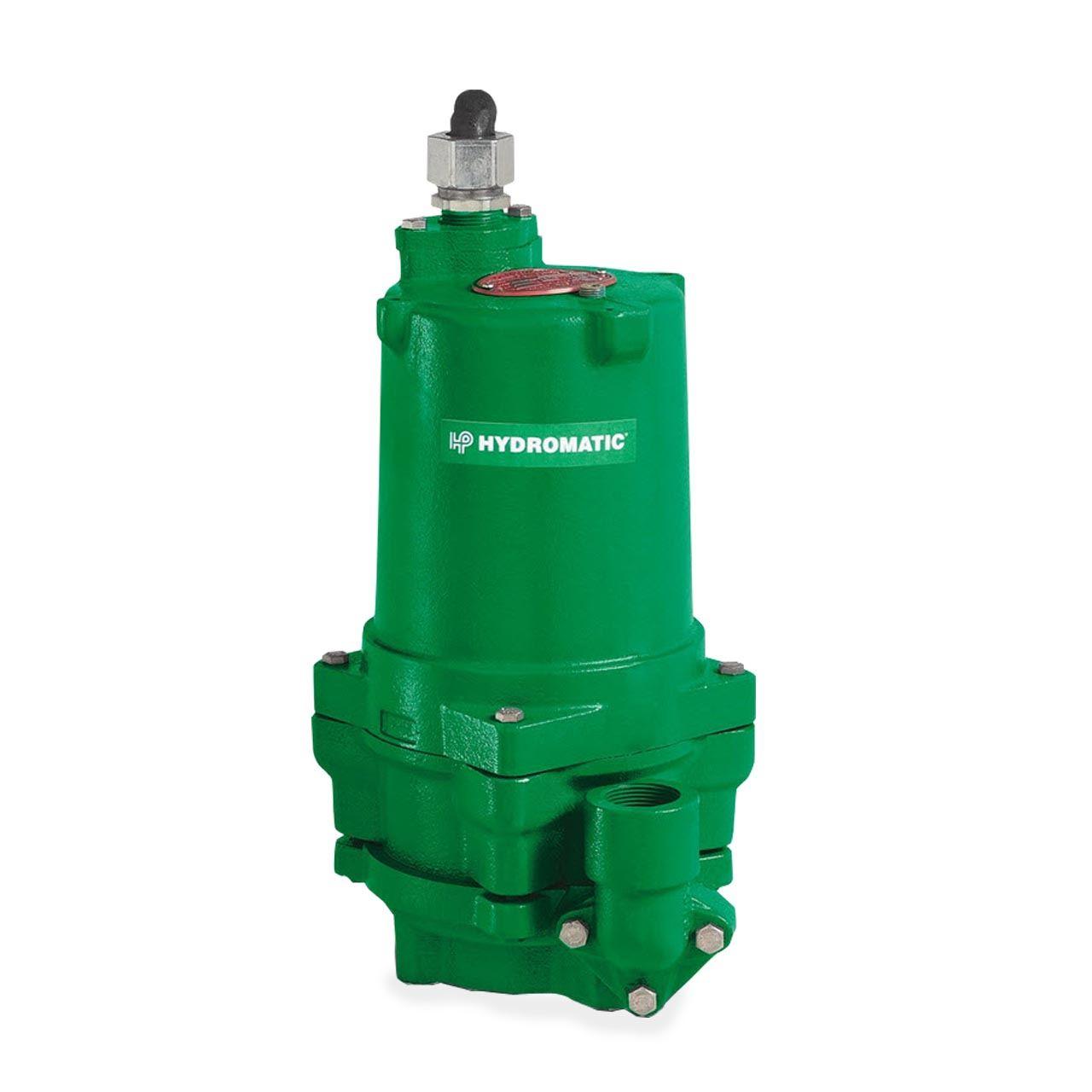 hydromatic pump hydromatic hpg200m2 2 submersible sewage grinder rh rcworst com Payne Heat Pump Wiring Diagram A O. Smith Well Pump Parts Diagram