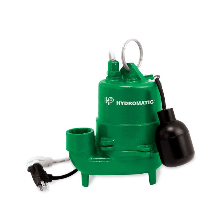 Hydromatic Pump Hydromatic Hts33a1 Submersible Sump Pump