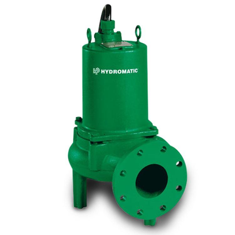 Hydromatic Pump Hydromatic S4s750m6 4 Submersible Sewage