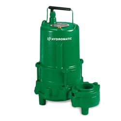 Hydromatic SPD100MH2 Submersible Effluent Pump 1 HP 230V 1PH Manual 20' Cord Hydromatic SPD100MH2,SPD100M2, SPD100,Hydromatic Effluent Pump, hydromatic pump,