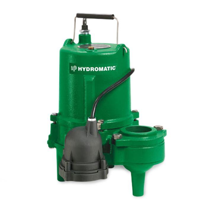 Hydromatic Pump Hydromatic Spd50mh1 Submersible Effluent