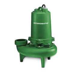 Hydromatic S3W100M7-2 Submersible Sewage Pump 1 HP 208V 1PH Manual 20 Cord s3w, s3W100m7-2, S3W100, S3W Series, sewage pump, sewage handling, sewage ejector, ejector, sewer pump,