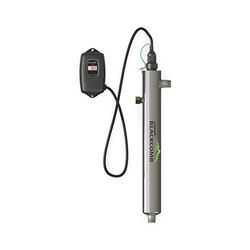 Luminor LB4-021 BLACKCOMB 4.1 UV Water System 2 GPM 110V Luminor blackcomb, disenfection system, blackcomb series, point of use, point of entry, uv system