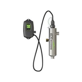 Luminor LB5-021 BLACKCOMB 5.1 UV Water System 2 GPM 110V Luminor blackcomb, disenfection system, blackcomb series, point of use, point of entry, uv system