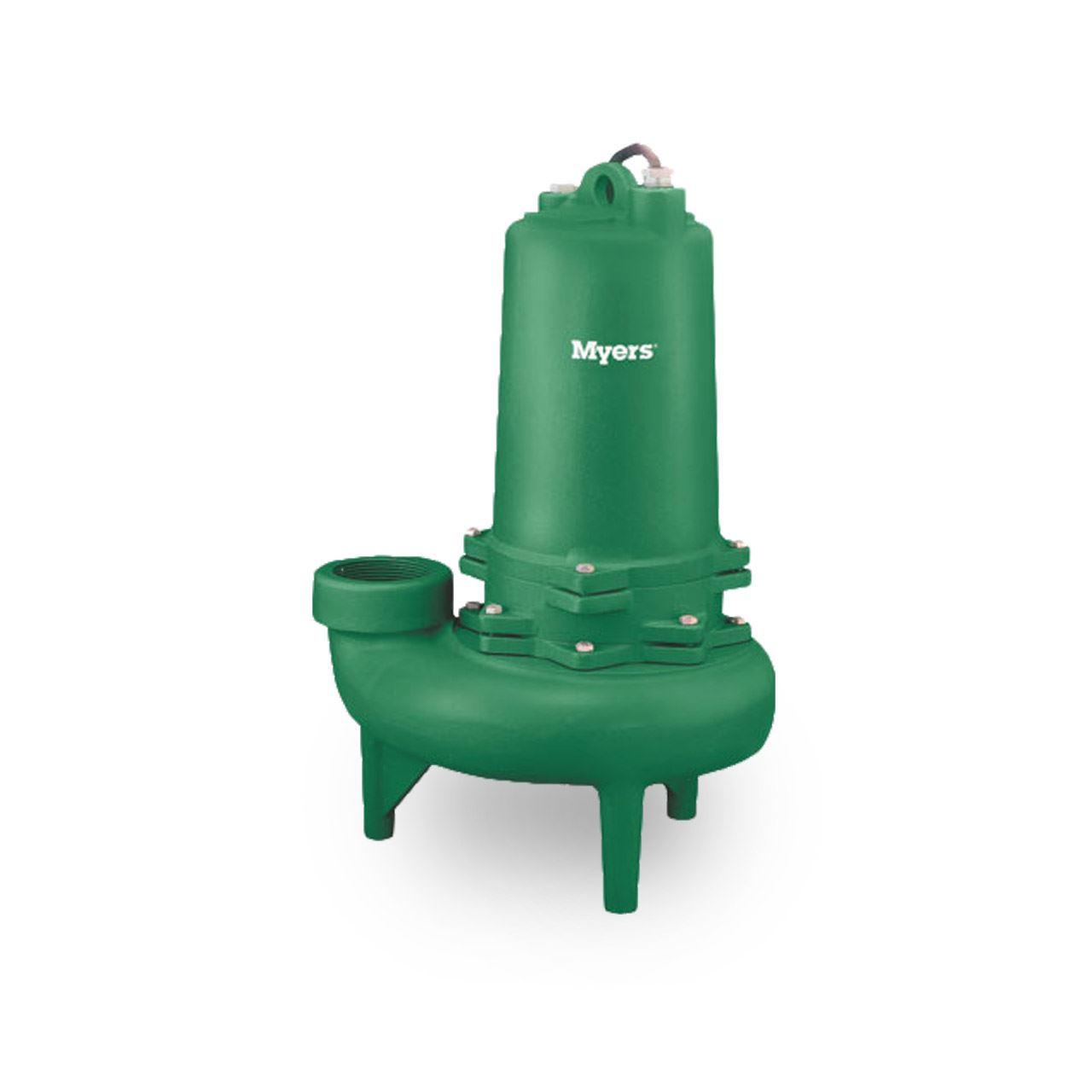 myers myers 3mw30m4 23 sewage pump 3 0 hp 230v 3ph 1750 rpm 20 rh rcworst com Meyer E-47 Plow Wiring Diagram 3-Way Switch Wiring Diagram