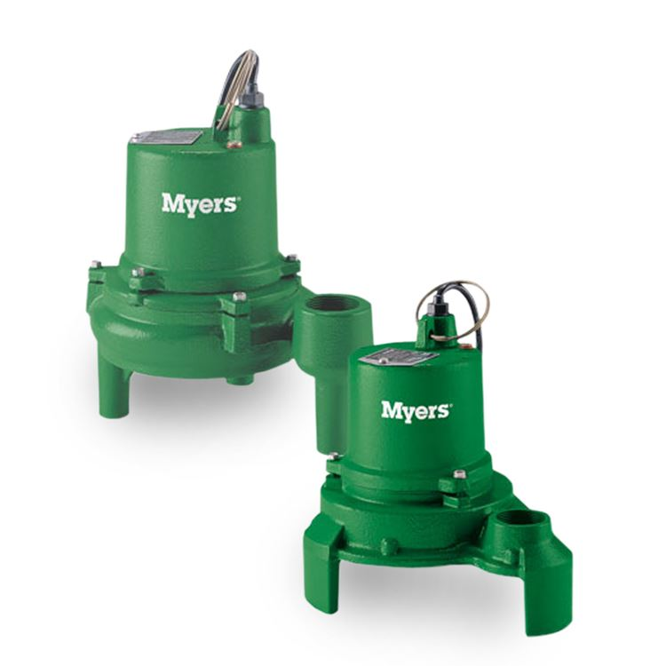 Me40m-11 myers effluent & drain water pump (4/10 hp, 1 phase, 115.