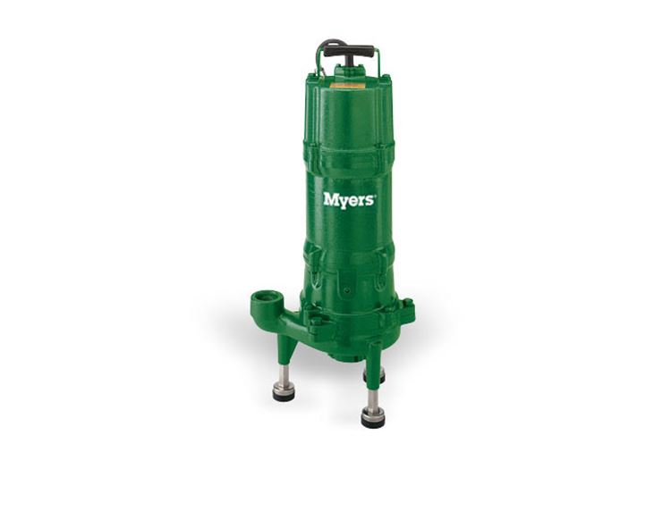 Myers Myers Mrgd200mc3 Residential Grinder Pump 2 0 Hp