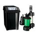 Myers MBSP-2C Classic Battery Back-up Sump Pump System 34 GPM - MYRMBSP2C