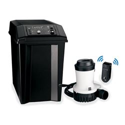 Myers MBSP-3 Premium Smart Battery Back-up Sump Pump System 46 GPM Myers MBSP Battery Backup Pump,