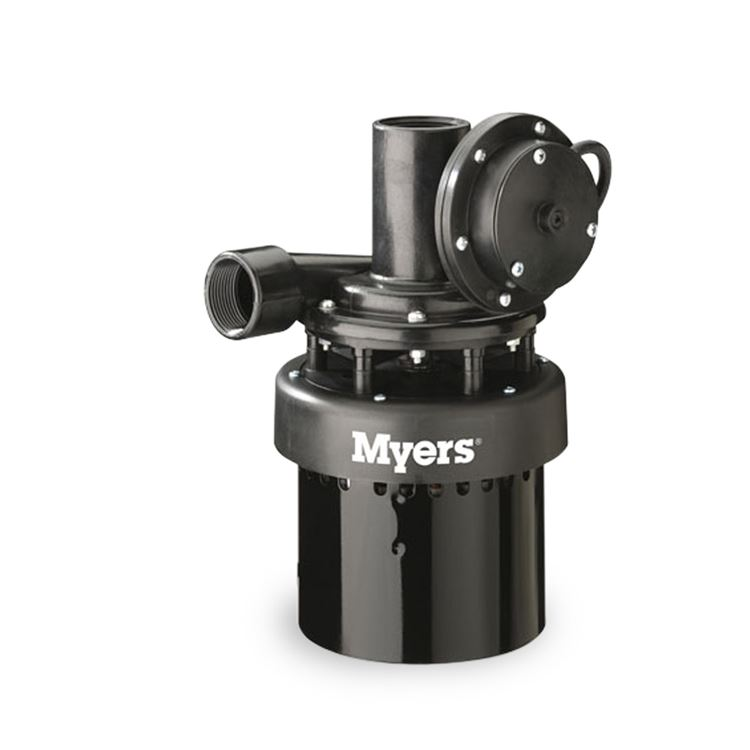 Myers MUSP125 Utility Sink Pump 0.33 HP 115V