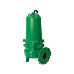 Myers 3RMW15M4-43 Submersible Vortex Waste Water Pump 1.5 HP 460V 3PH 1750 RPM 20 Cord 3WHV, 3WHV15M4-21, 3WHV15M421, 24415E000, Sewage Ejector Pump, Myers Pump, Myers sewage pump, effluent pump, hydromatic effluent pump, septic pump