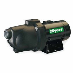 Myers MPNE Shallow Well Jet Pumps 1.0 HP 115/230V Myers MPND shallow well jet pump, myers jet pump, shallow well jet pump, self priming pump