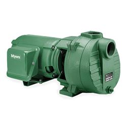 Myers QP50B-3 Quick Prime Self-Priming Centrifugal Pump  5.0 HP 200/230/460V 3PH Myers quick prime centrifugal pump,  self priming pump, myers centrifugal pump, centrifugal self priming pump