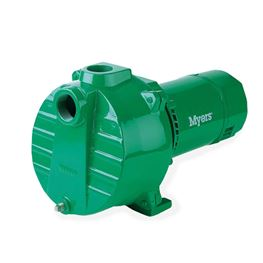 Myers QP10 Quick Prime Self-Priming Centrifugal Pump  1.0 HP 115/230V 1PH Myers quick prime centrifugal pump,  self priming pump, myers centrifugal pump, centrifugal self priming pump
