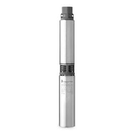 Myers 3NFL102-12-P4  Submersible Stainless Steel Pump 12 GPM 1.0 HP 230V 3-Wire 1PH submersible pump, stainless steel pump, rustler series pump, myers pumps, four inch submersible pump, water well pump