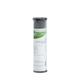 "Pentek C1 Carbon Filter Cartridge 2.5"" X 9.75"" 5 Micron Ametek C-1, Culligan C1 (155002-32), US Filter C1, American Plumber C1 (155002-52), Plymough Products C1fs, Keen Plus C1, OmniFilter T01, T01 SS and T01 DS, filter, carbon filter, big blue housing, 2X10, 2.5X9.75, filtration"
