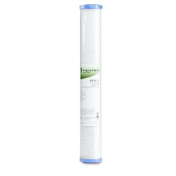 "Pentek EPM-20 Carbon-Briquette Filter Cartridge 2.5"" X 20"" 10 Micron Everpur EV9109-71, Hobart 01-234301-98100, Nu-Calgon EPM-20, Pura UV Filters 262-100CC, filter, carbon filter, housing, 2X20, 2.5X20, filtration"
