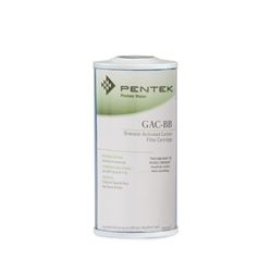 "Pentek GAC-BB Granular Carbon Filter Cartridge 4.5"" X 9.75"" 20 Micron American Plumber WGCHD, filter, carbon filter, housing, 2X20, 2.5X20, filtration"