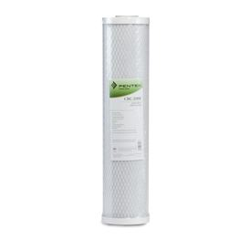 "Pentek CBC-20BB Carbon Block Filter Cartridge 4.5"" X 20"" 0.5 Micron Aqua Sun International CB-BB, Keystone GBR-20, Pura UV Filters 33004002, Cryptosporidium, giardia, entamoeba, and toxoplasma cysts, filter, carbon filter, housing, 4X20, 4.5X20, filtration, 0.5 micron"